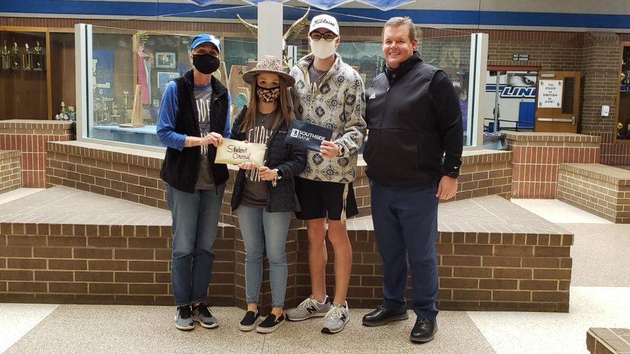 """I am blown away by the generosity of our students and staff,"" Principal Jeremy Chilek said.  ""I am so proud to live in a community that cares for each other like Lindale does. We hope this money helps alleviate a little bit of the burden the family has been going through during this hard time."""