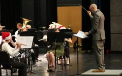 Band Prepares for Solo and Ensemble Contest