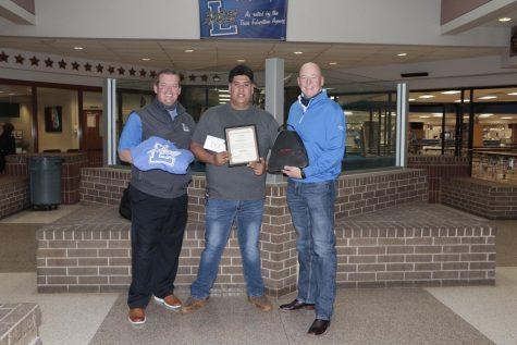 Senior Receives February Good Neighbor Award