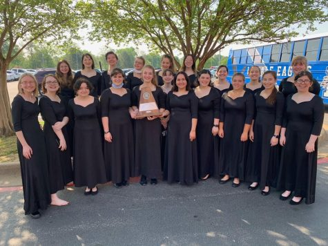 Choir Students Receive Awards