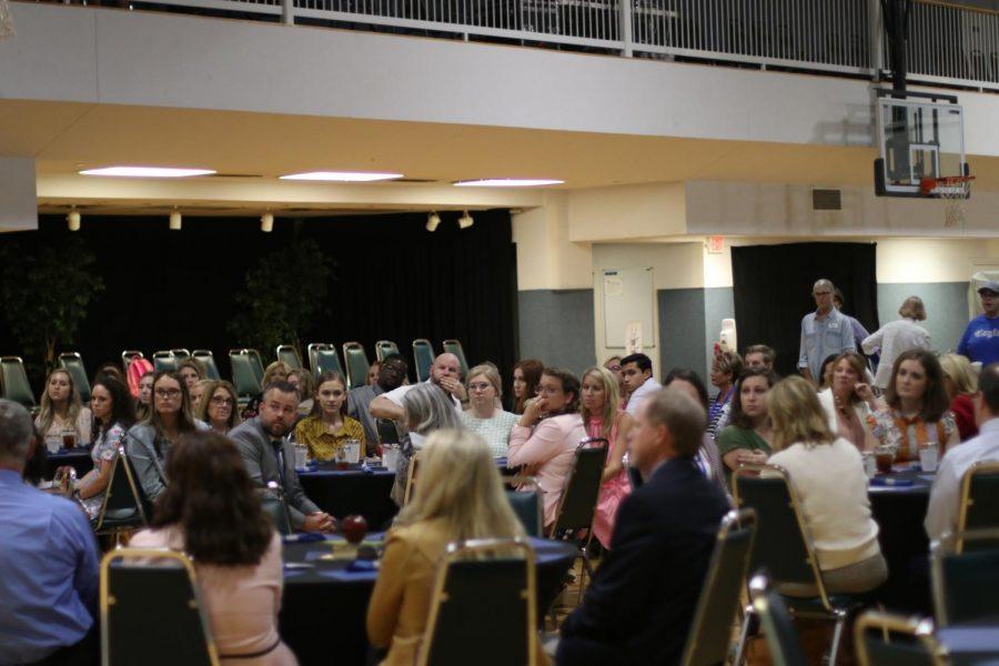 Local Churches Welcome New Teachers