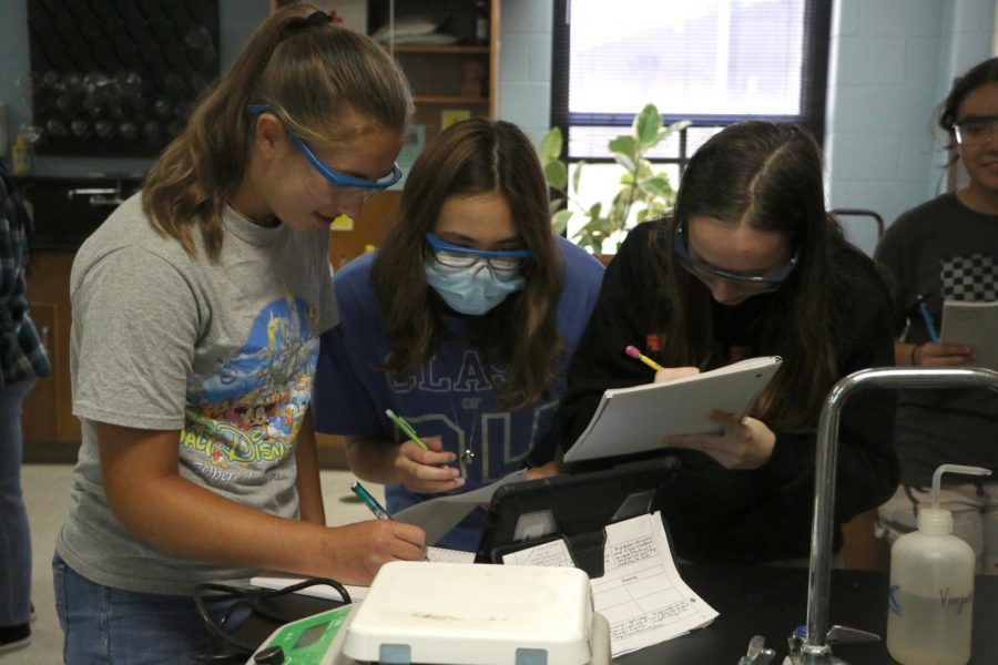 New AP Science Classes for Sophomores