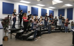 Choir Students Compete in All-Region Contest